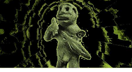 bronzetto Nurdole